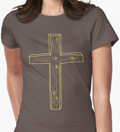 simplicity Womens Fitted T-Shirt