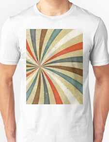 Grunge Star Burst T-Shirt