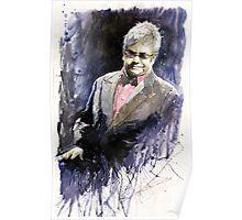 Jazz Sir Elton John Poster