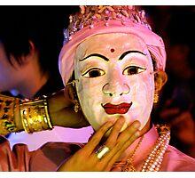 Songran, Chiang Mai, Thailand Photographic Print