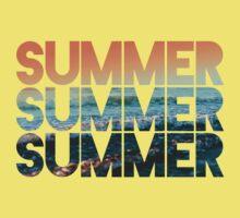 Summer Summer Summer Kids Clothes