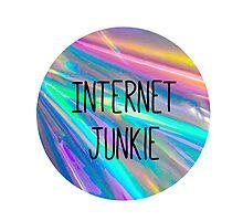 internet junkie by immunetogravity