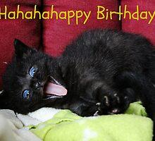 Hahahahappy Birthday by Ladymoose