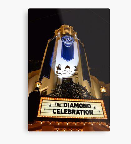 The Diamond Celebration Metal Print