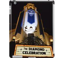The Diamond Celebration iPad Case/Skin