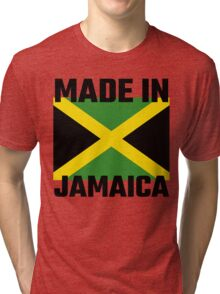 Made In Jamaica Tri-blend T-Shirt