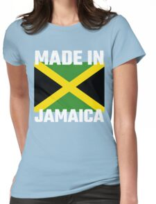 Made In Jamaica Womens Fitted T-Shirt