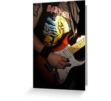 Ready to Rock! Greeting Card