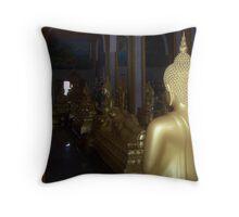Phuket Temple Throw Pillow