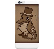 Moose The Gator iPhone Case/Skin