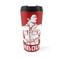 LABOUR MOVEMENT  Travel Mug