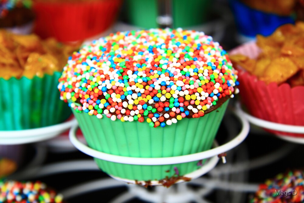 Cupcakes For My Cupcake by Megs D