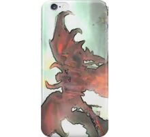 Lord dragon - 巨龙领主 iPhone Case/Skin