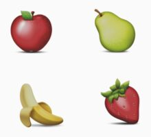 Fruit Emojis #3 by m3160
