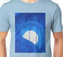 Bad Moon Rising original painting Unisex T-Shirt