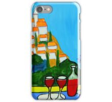 Provencal Abstractions iPhone Case/Skin