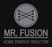 Mr Fusion by trev4000