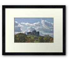 The Rock of Cashel Framed Print