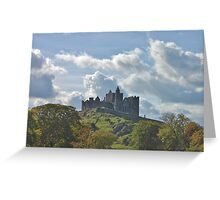 The Rock of Cashel Greeting Card