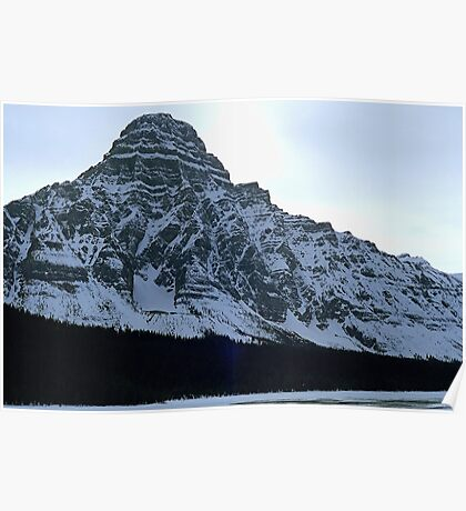 Majestic Mountain Poster