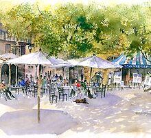 The Art Cafe by artbyrachel