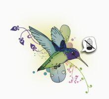 Bird wants no C A G E by LittlePilgrim