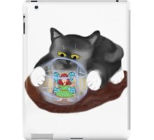 Kitty Rolls Fairy in a Hamster Ball iPad Case/Skin