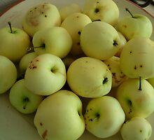 Swedish apples by sarahtoure