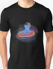 CATS! SPACE! PIZZA! Unisex T-Shirt