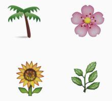 Plant Emojis by m3160