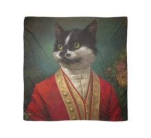 The Hermitage Court Waiter Cat Scarf