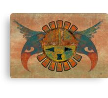 Eagle Sun Canvas Print