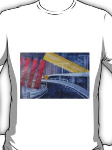 Citylink freeway, Melbourne, Australia T-Shirt