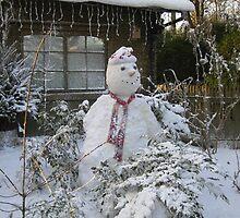 Frosty Snowman  by Rosie Connor
