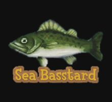 Sea Basstard by BowserBasher