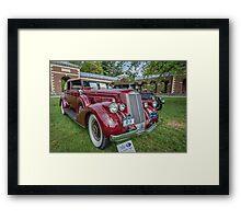 36 Pierce Arrow Framed Print