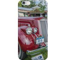 36 Pierce Arrow iPhone Case/Skin