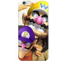 Wario & Waluigi iPhone Case/Skin