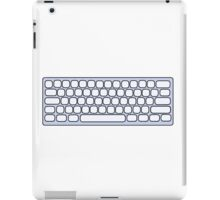 MY KEYBOARD iPad Case/Skin