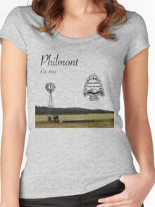Philmont Women's Fitted Scoop T-Shirt