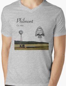 Philmont Mens V-Neck T-Shirt