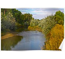 The Musselshell River Poster