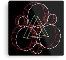 Coheed's Keywork in 3D - Hot Metal Print
