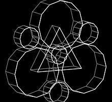 Coheed's Keywork in 3D - Basic by andymania