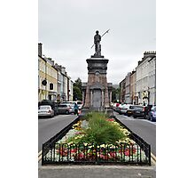 The Pikeman, Denny St., Tralee, Ireland Photographic Print