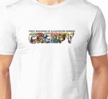 Creepy Magazine Unisex T-Shirt