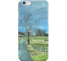 Belle Grove Plantation iPhone Case/Skin