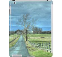 Belle Grove Plantation iPad Case/Skin