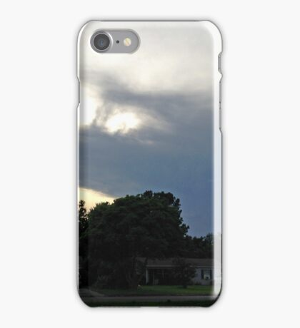 Bad Storm Coming iPhone Case/Skin