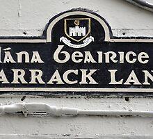 Barrack Lane by Pat Herlihy
